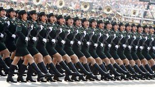 Desfile Militar Chinês 2019   HD Completo