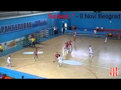 Sindjelic - Novi Beograd 01'