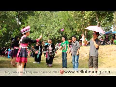 Noj peb caug khej me Thailand 2011