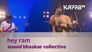 intermitente Empleador Gama de  Chords for Hey Ram - Anand Bhaskar Collective - Music Mojo season 3 -  KappaTV
