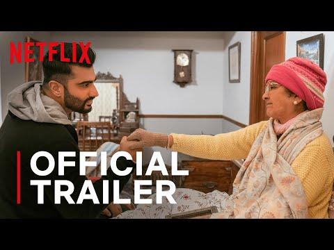 Sardar Ka Grandson Movie Netflix 2021 | Arjun Kapoor, Neena Gupta, Rakul Preet Singh