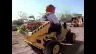 Power Wheels Big Jake Dump Truck commercial - 1996