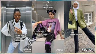 styling tips |fashion hacks tik tok compilation