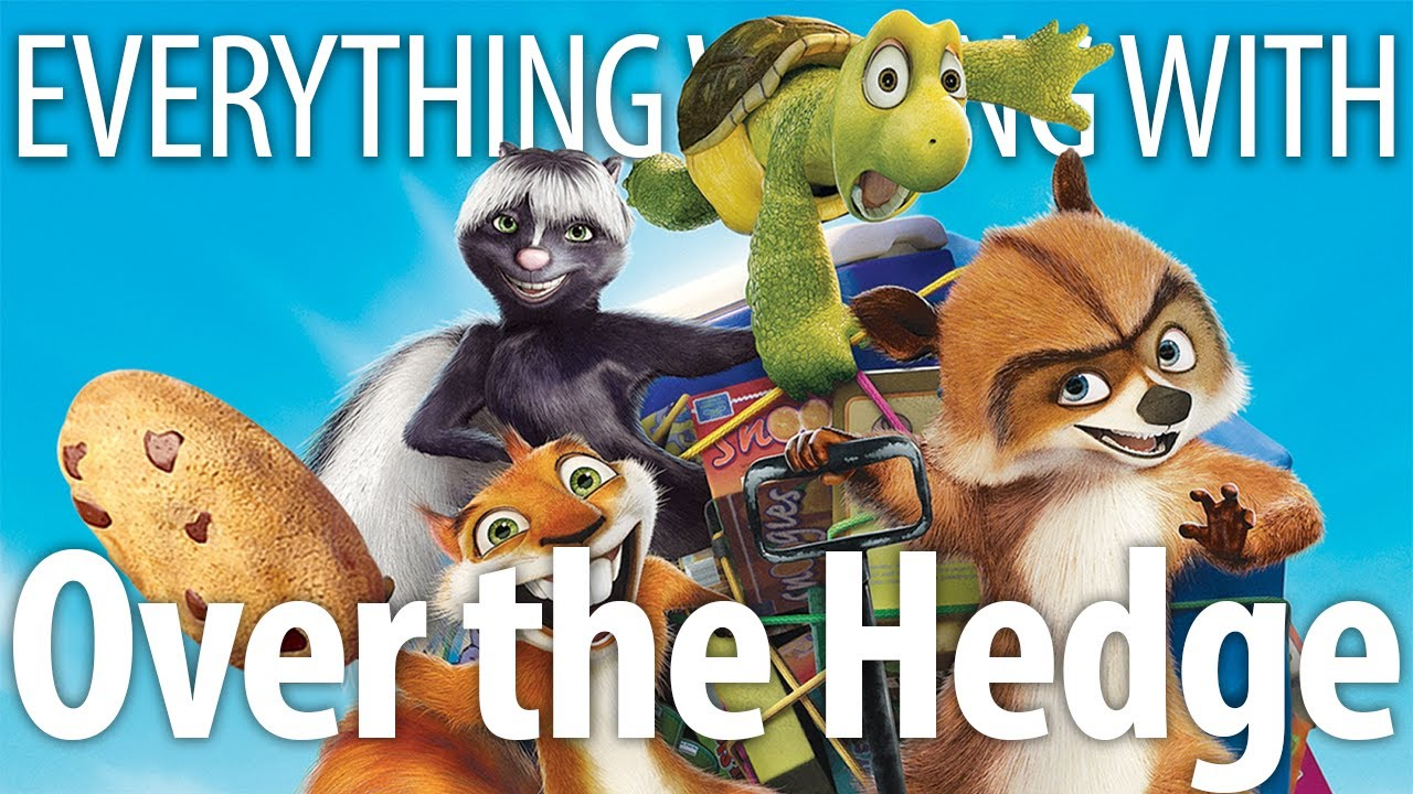 Everything Wrong With Over the Hedge In 16 Minutes Or Less - download from YouTube for free