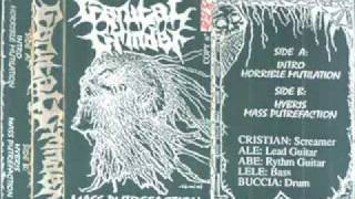 Genital Grinder (Ita) - Intro/Horrible Mutilation