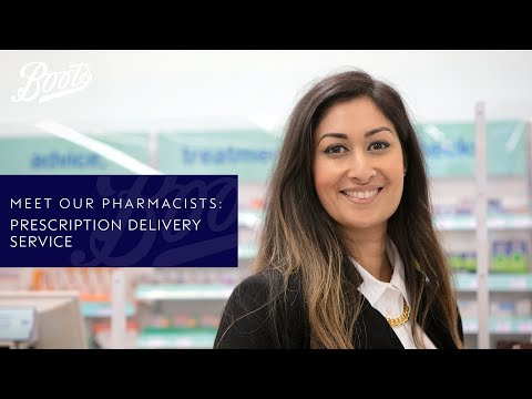 Meet our Pharmacists | Prescription delivery service | Boots UK