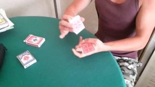 Servire un poker d