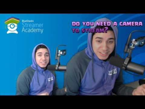 Do You Need A Webcam To Stream On Twitch - BlueStacks Streamer Academy