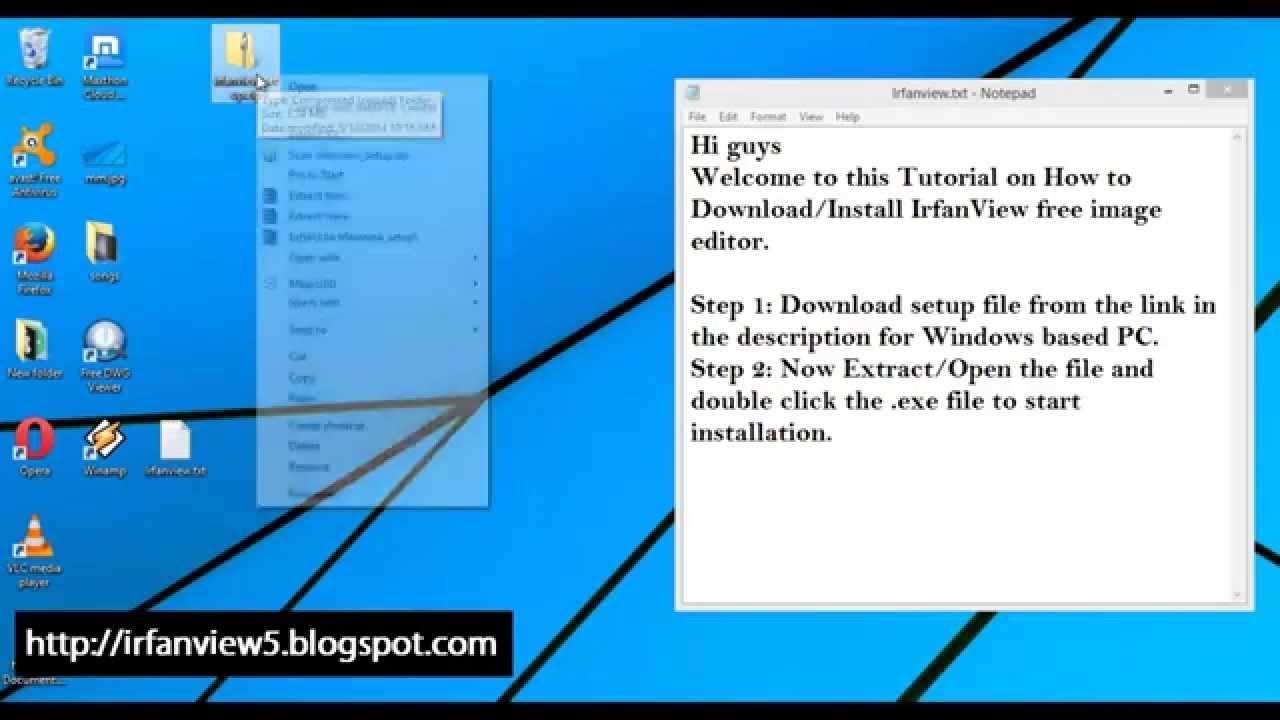 Irfanview 4. 52 (64-bit) download for windows / filehorse. Com.