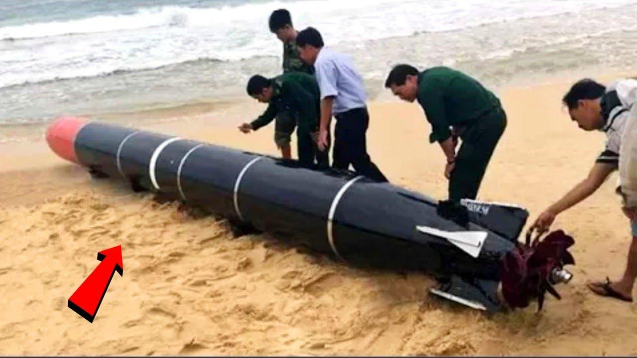 সমুদ্রের ধারে পাওয়া এই জিনিস গুলো দেখলে অবাক হয়ে যাবেন | Most STRANGE Things Found On The Beach!