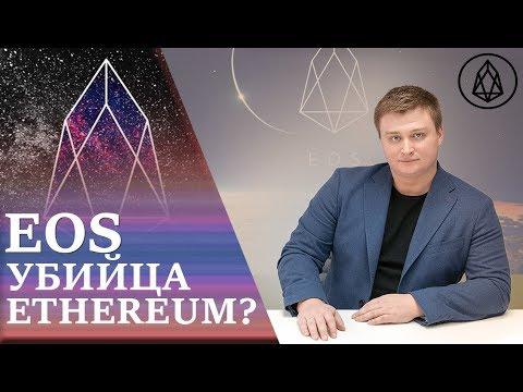 Eos криптовалюта будущего. Eos прогноз 2018