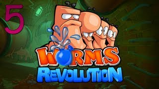 Worms Revolution with SeaNanners, Chilled, Diction - Part 5
