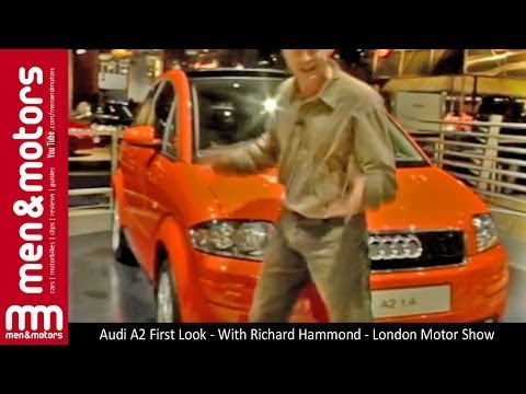 Audi A2 First Look - With Richard Hammond - London Motor Show