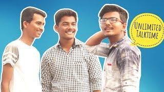 Unlimited Talktime | Marathi Humour
