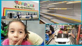 Toys R Us Closing Sale Part 2 - Second Visit