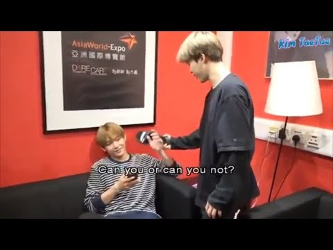 BTS (氚╉儎靻岆厔雼�) never stop bullying each other