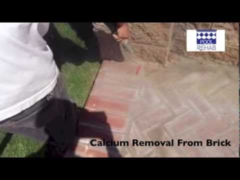 Removing Rust From Bricks Amp Concrete Dallas Fort Worth
