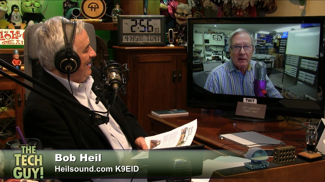 Leo Laporte The Tech Guy 1485 Youtube