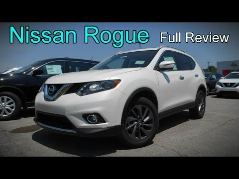 2016 Nissan Rogue | Read Owner and Expert Reviews, Prices, Specs