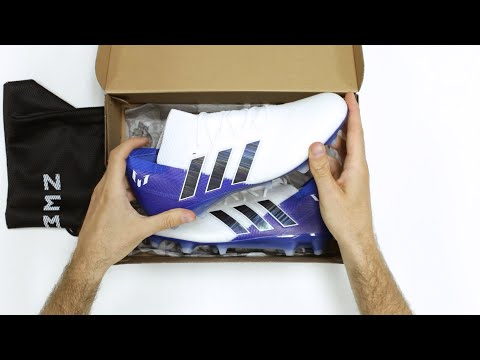 UNBOXING: adidas Nemeziz Messi 18.1 Team Mode Pack - Las nuevas botas de Leo Messi