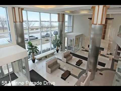 Toronto Waterfront Condo For Sale: 58 Marine Parade Dr #1002