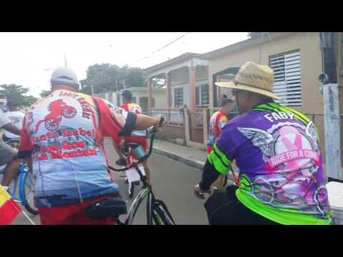 Bicicletada salinas puerto rico