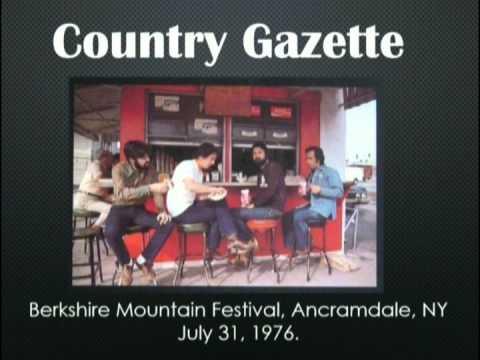 【CGUBA006】Country Gazette 07/31/1976