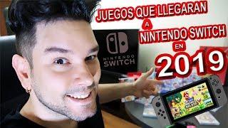 Nintendo Switch Juegos Nuevos