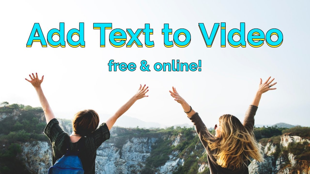 Add Text to Photo: Text Boxes with Custom Font, Color