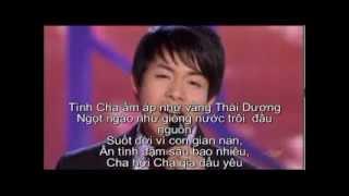 NHẠC & LỜI (LYRICS) HAY - TÌNH CHA - QUANG LÊ - Tinh Cha - Ca sĩ: Quang Le