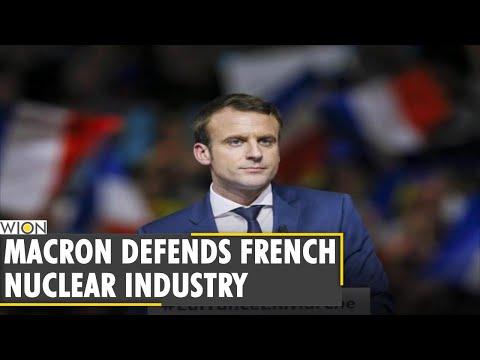 Macron says nuclear energy will remain France's major source | France | World News | WION News
