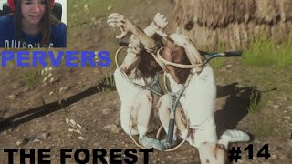 PERVERSE PORNO ROMANTIK #14 The Forest + FACECAM - Let