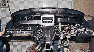 Панели приборов и воздуховоды. ВАЗ 2110, 2112.(, 2014-10-15T15:27:50.000Z)