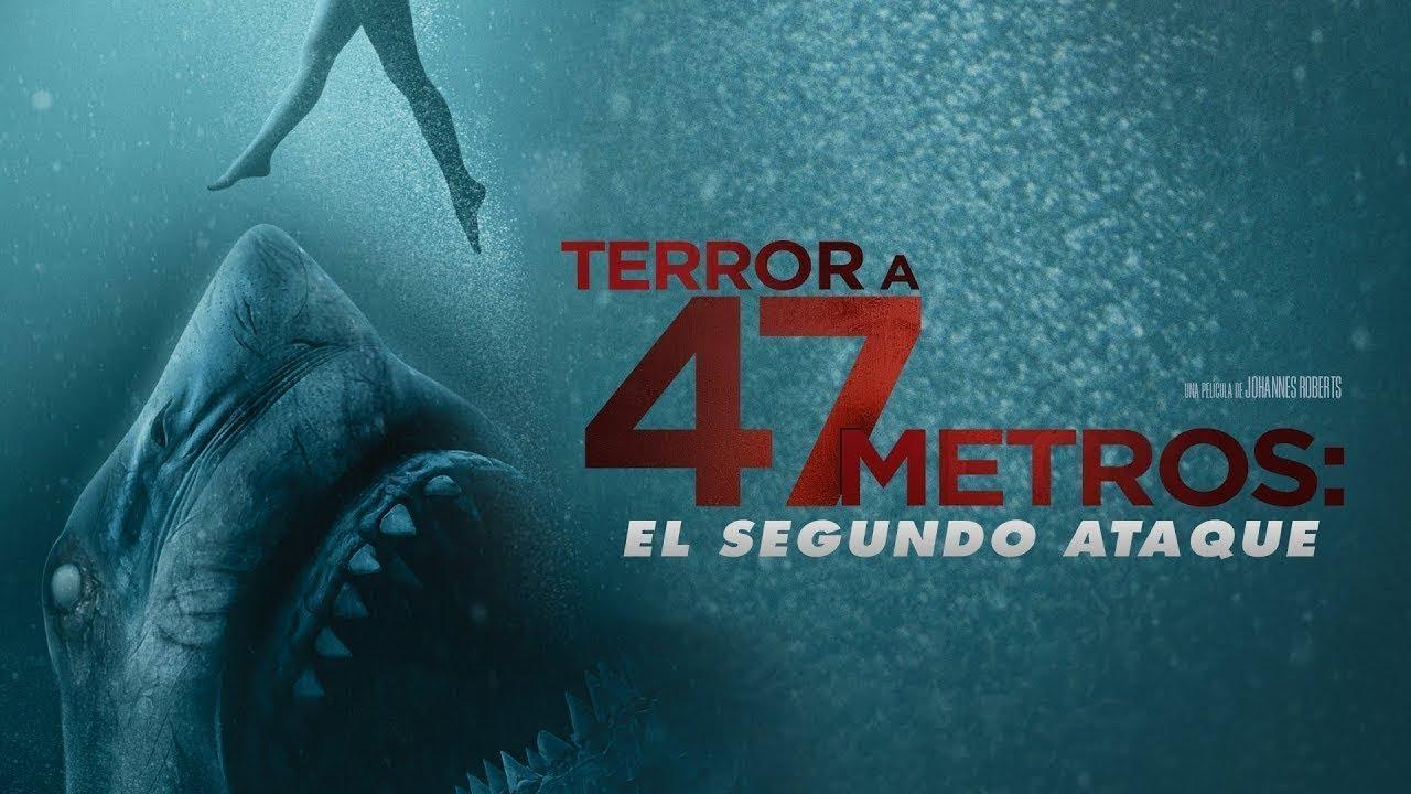 Terror A 47 Metros El Segundo Ataque Tráiler Oficial Subtitulado Youtube