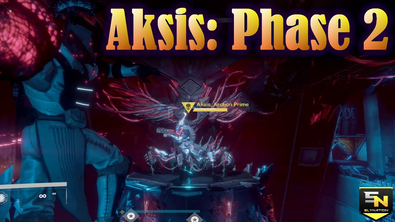 destiny wrath of the machine raid guide aksis phase 2 the final