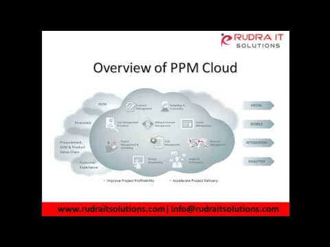 Oracle Fusion Project Portfolio Management (PPM) Cloud Interactive Session @Rudra IT Solutions
