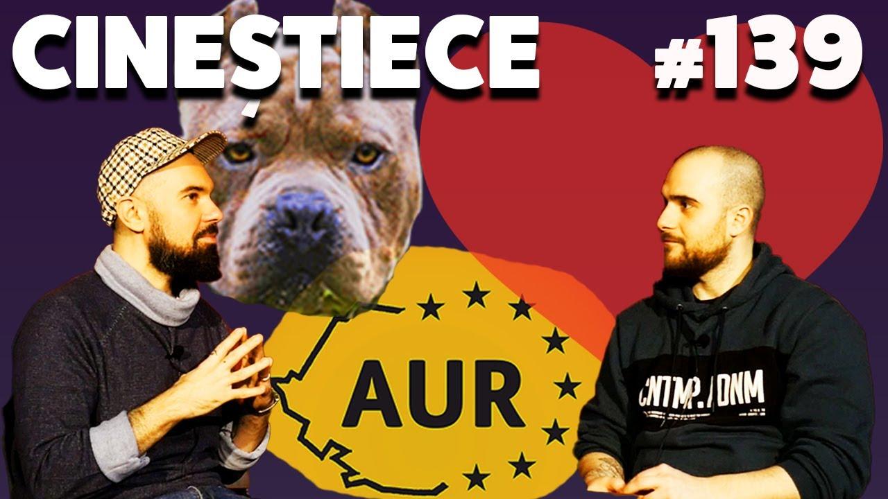 #139 | Emoții, ciondăneală și un pitbull | CINEȘTIECE Podcast cu Teo și Victor Băra