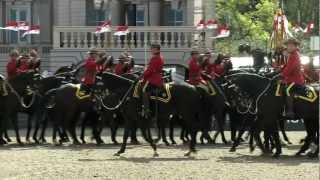 The Royal Canadian Mounted Police Musical Ride