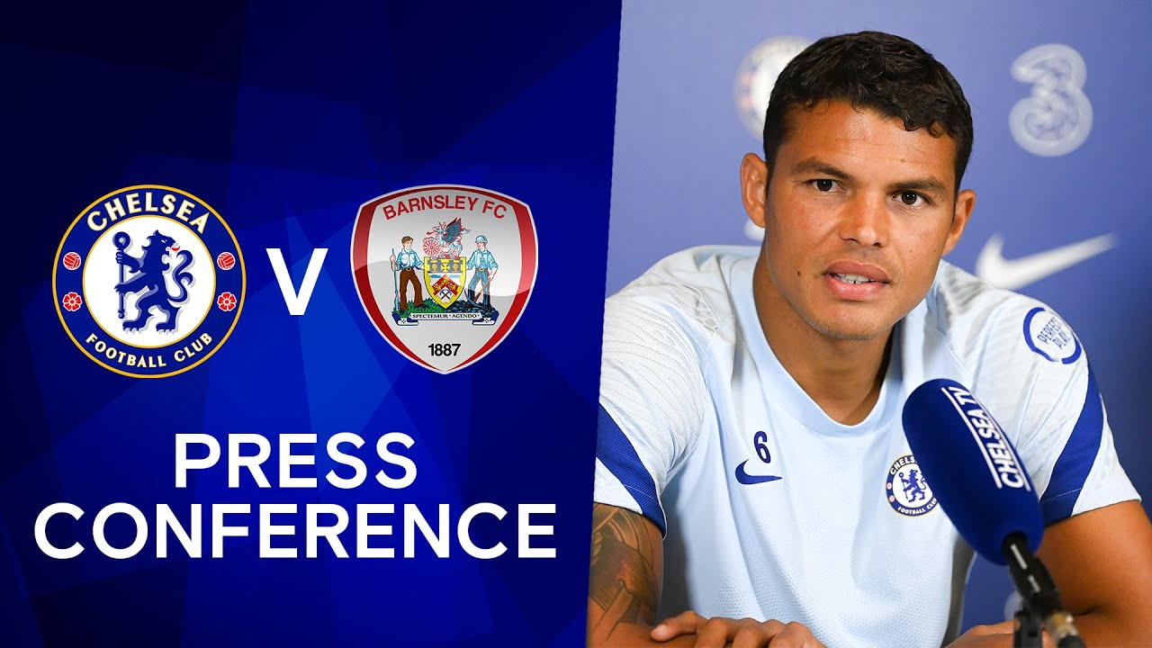 Thiago Silva In-Line To Make Chelsea Debut & Adapting To The Premier League | Chelsea v Barnsley