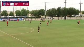 NSA Shock vs. Utah FC - U19 Girls - Field 5 - 9am