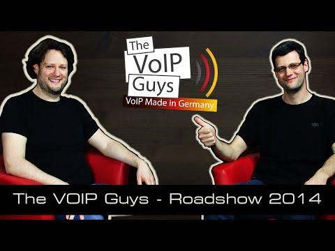 Event: The VoIP Guys - Roadshow 2014 [deutsch]