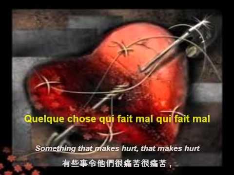 Laam - Je veux chanter pour ceux - paroles lyrics 歌词 karaoke