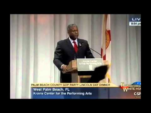 Allen West to Obama, Reid, Pelosi: 'Get the Hell Out of the United States of America'