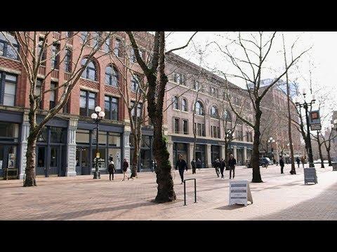 CityStream: Pioneer Square Facelift