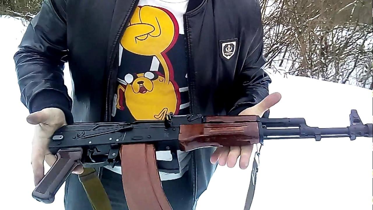 АК-74М от концерна Калашников - YouTube