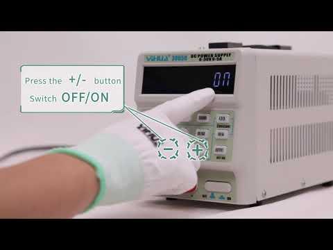 ЛБП YIHUA 3005D Официальный обзор от разработчиков.