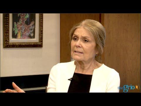 Gloria Steinem says Trump's election has made us more woke (WEB EXTRA)
