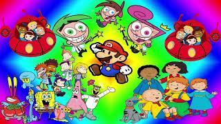 90 S Childhood Trap Cartoon Theme Trap MP3