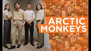 arctic monkeys virou tioz  o