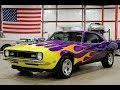 1968 Chevy Camaro Z28 Purple